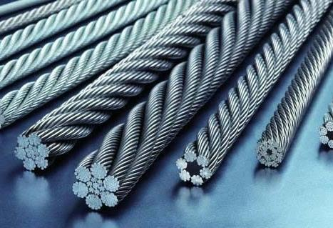 cranlik tested wire rope